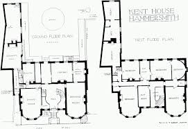 kent homes floor plans plate 36 kent house british history online