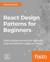 react design patterns for beginners packt books