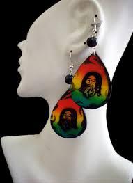 reggae earrings peru wood earrings mochikashop wholesale export peruvian