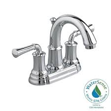American Standard Bathroom Faucets Replacement Parts by American Standard Portsmouth 4 In Centerset 2 Handle High Arc