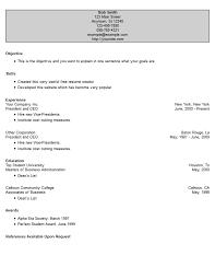free resume creator college resume creator best resume collection