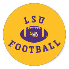 lsu alumni sticker lsu tigers stickers zazzle