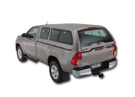 Land Cruiser Aluminium Canopy by Toyota Hilux Canopies Fibre Glass Steel Aluminium