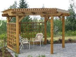 pergola with trellis what is the difference between an arbor trellis and pergola st