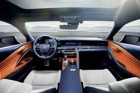 lexus wagon interior lexus lc 500h makes 354 hp has four speed gearbox autotribute