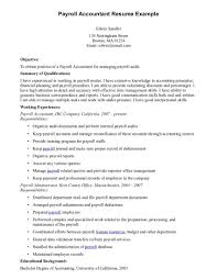 general office clerk resume samples payroll clerk resume cover
