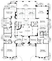 florida house plans with pool courtyard home plans plan open courtyard home plan florida