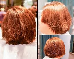 fixing bad angled bob haircut how to spot a bad haircut and how it can be fixed