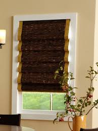 to install woven wood blinds on french doors
