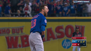 cubs indians top 10 plays from game 7 mlb com