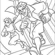 atlantis 32 coloring pages hellokids