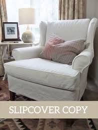 Pottery Barn Loose Fit Slipcover The Slipcover Maker Custom Slipcovers Tailored To Fit Your