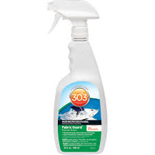 clear choice window cleaning 303 30674 marine fabric guard and upholstery protector 128 fl