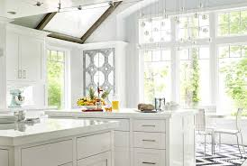10 Beautiful Kitchens With Glass Cabinets Beautiful Kitchen Cabinets Kitchen Design