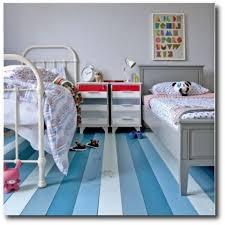 painted wood floors u2013 ideas for your kids room decor
