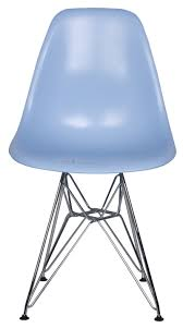 charles e style dsr abs plastic dining side chair style
