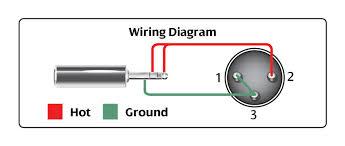 xlr wiring diagram wiring diagram and schematic design
