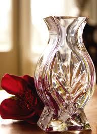 Large Waterford Crystal Vase Waterford Crystal Athens Posy Vase Blarney