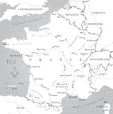 Calais France Map by Sample Transnational France Westview Press