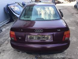 working and cheap parts from audi a4 1 8l92kw petrol car for sale