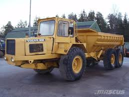 volvo dump truck used volvo bm 860 tl articulated dump truck adt year 1974 price