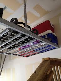 how to build garage storage loft hyloft tire storage rack plastic