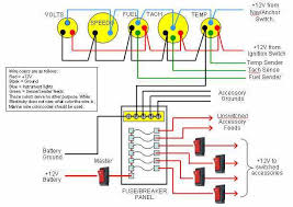 typical wiring schematic diagram boat design net
