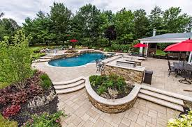 Landscaping For Curb Appeal - nj landscaping masonry contractors and deck builders curb