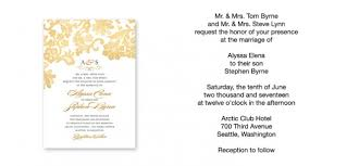 Marriage Invitation Card Design Wedding Invitation Wording Wedding Invitation Wording To Make