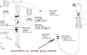 Kitchen Faucet Parts Names Moen Kitchen Faucet Installation Ladyroom Club