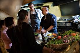 week end cours de cuisine les fermes de hotel et spa de luxe à megeve