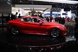 lexus lc vs infiniti q60 2017 infiniti q60 coupe gets turbocharged autoguide com news