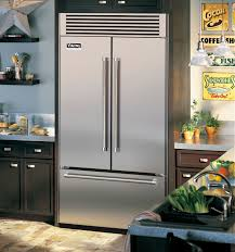 Stainless Steel Mini Fridge With Glass Door by Viking Vtb5420ss 42
