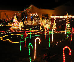 outdoor christmas lights for bushes radiant led lighted twinkling carriage yard decorations outdoor