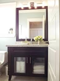 Small Powder Room Vanities  Artasgiftcom - Bathroom vanities with tops walmart