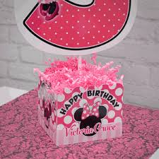 minnie mouse center pieces mouse dot br personalized table centerpiece