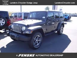 jeep sahara 2017 2017 new jeep wrangler unlimited sahara 4x4 at landers serving
