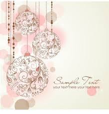 background with ornaments royalty free