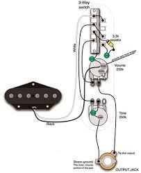 fender esquire tone circuit alternate tones for single pickup