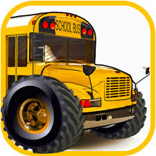 amazon monster truck bus driving games kids