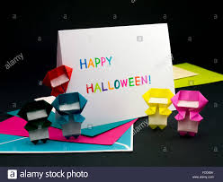 message card for your family and friends stock photo