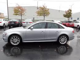 audi a4 used 2015 used audi a4 4dr sedan automatic quattro 2 0t premium plus at