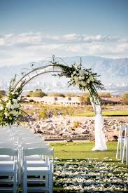 wedding arch las vegas andrea eppolito events las vegas wedding planner when a las