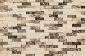 Marble Mosaic Tile Cabot Marble Mosaic Emperador Marble Series Emperador Blend