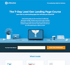 ebook landing page templates by unbounce