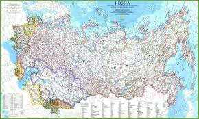 Map Of Russia And China by Russia Maps Maps Of Russia Russian Federation