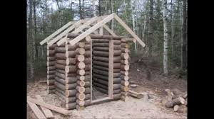 outhouse in the woods youtube