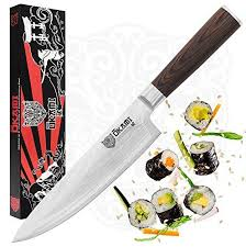 premium kitchen knives okami knives chef knife 8 inch professional japanese vg10 stainless