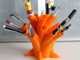 cool pen holders pen holder by damm301 thingiverse