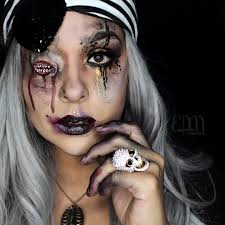 pirate halloween makeup popsugar beauty